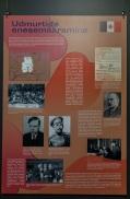 """Näituse """"Kellele iseseisvus, kellele autonoomia. 100 aastat soome-ugri iseolemist"""" avamine Sõjamuuseumis Viimsis"""