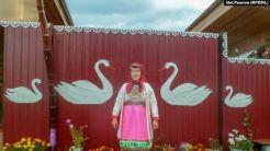 Староста деревни Тюм-Тюм Раиса Тимофеева