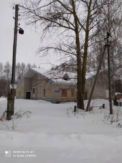 ДК в с. Моркиялы, Волжский район